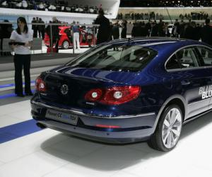 VW CC BlueTDI photo 3