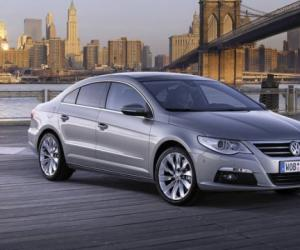 VW CC BlueTDI photo 4