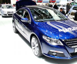 VW CC BlueTDI photo 5