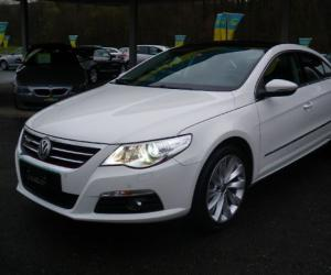 VW CC BlueTDI photo 8