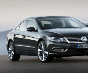 VW CC V6 photo 2