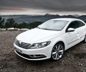 VW CC V6 photo 3