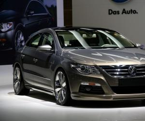 VW CC V6 photo 4