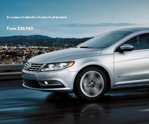 VW CC V6 photo 6