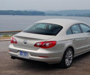 VW CC V6 photo 9