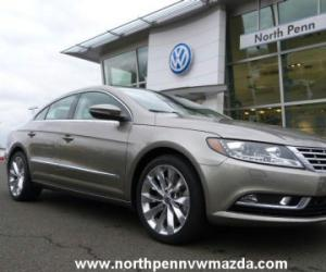VW CC V6 photo 13