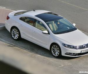 VW CC V6 photo 14
