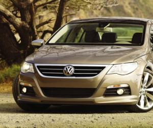 VW CC V6 photo 15