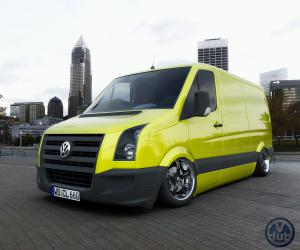 VW Crafter photo 5
