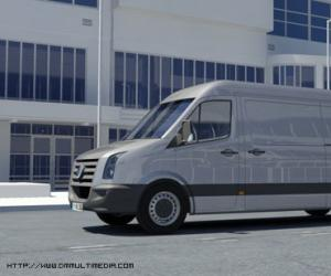 VW Crafter photo 6