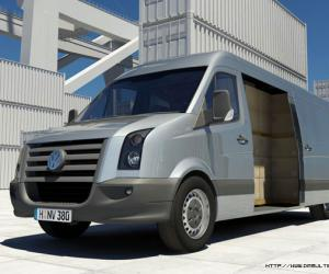 VW Crafter photo 7
