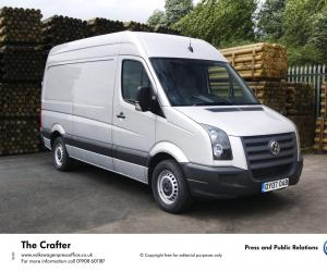 VW Crafter photo 9