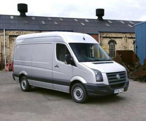 VW Crafter photo 10