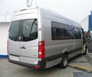 VW Crafter photo 11