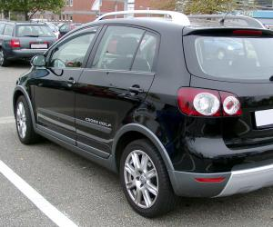 VW Cross Golf photo 3