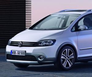 VW Cross Golf photo 6