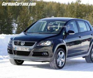 VW Cross Golf photo 8