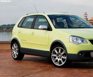 VW Cross Polo photo 3