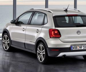 VW Cross Polo photo 5