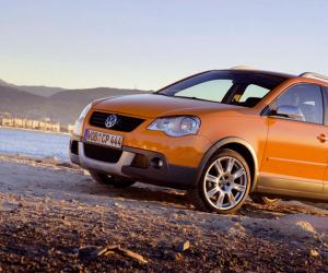 VW Cross Polo photo 8
