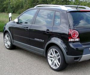 VW Cross Polo photo 9