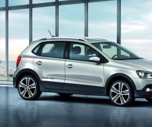 VW Cross Polo photo 10