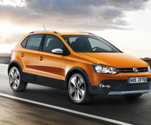VW Cross Polo photo 11