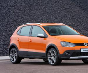 VW Cross Polo photo 12