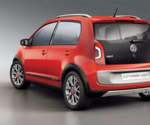 VW cross up! image #11