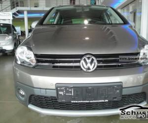 VW CrossGolf TSI photo 3