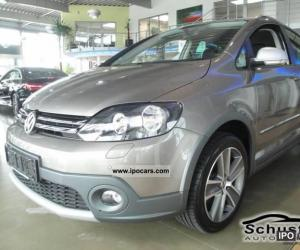 VW CrossGolf TSI photo 4