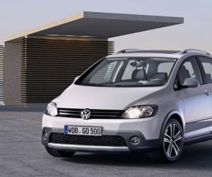 VW CrossGolf TSI photo 5