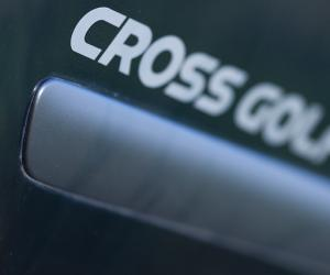 VW CrossGolf TSI photo 11