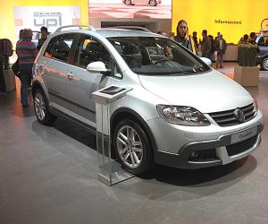 VW CrossGolf TSI photo 12