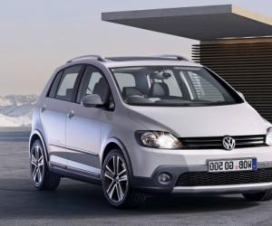VW CrossGolf TSI photo 14