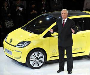 VW e up! photo 3