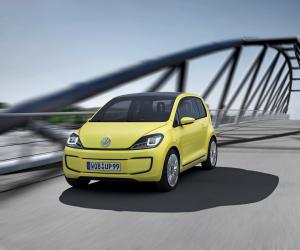 VW e up! photo 4