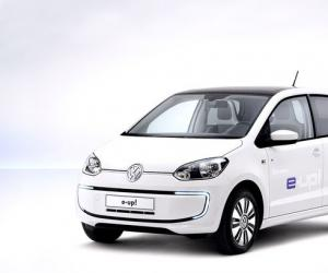VW e up! photo 5