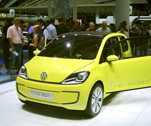 VW e up! photo 7