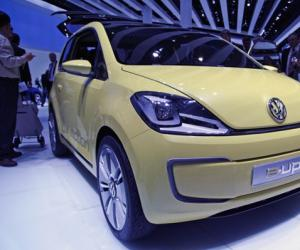 VW e up! photo 8