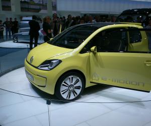 VW e up! photo 9