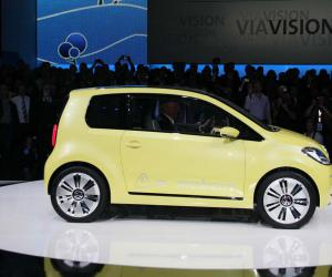 VW e up! photo 11
