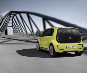 VW e up! photo 16