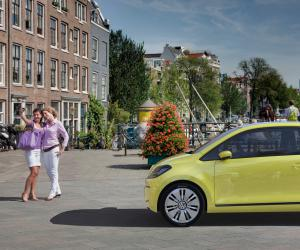 VW e up! photo 19