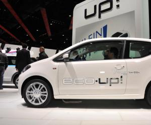 VW eco up! photo 9