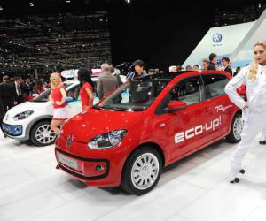 VW eco up! photo 12