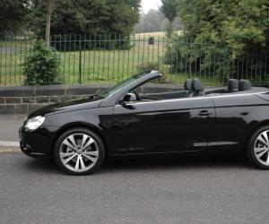 VW Eos 2.0 TFSI photo 7