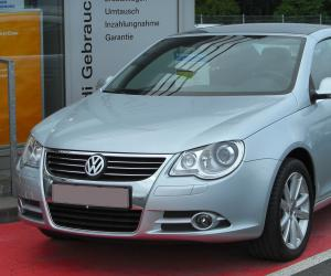 VW Eos 3.2 V6 photo 11