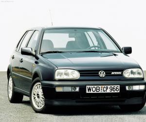 VW Golf 3 photo 1