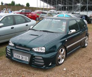 VW Golf 3 photo 6